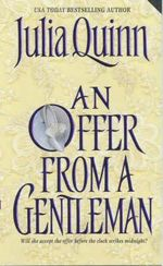 An Offer from a Gentleman : Bridgerton series - Julia Quinn