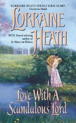 Love with a Scandalous Lord : Daughters of Fortune - Lorraine Heath