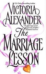 The Marriage Lesson : Effington Family Series : Book 3 - Victoria Alexander