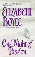 One Night of Passion : Avon Romantic Treasure - Elizabeth Boyle