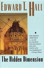 The Hidden Dimension - Edward T. Hall