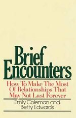Brief Encounters : The Deluxe Edition - Emily Coleman