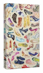 Parade of Shoes Journal - Samantha Hahn