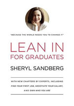 Lean In : For Graduates - Sheryl Sandberg