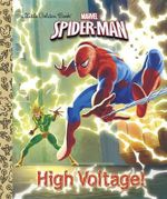 High Voltage!  : Spider-Man (Little Golden Books)   - Frank Berrios