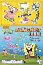 Spongebob Squarepants Magnet Book (Spongebob Squarepants) - Golden Books