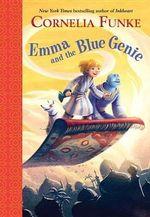 Emma and the Blue Genie - Cornelia Funke