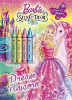 Dream Unicorn (Barbie and the Secret Door) - Mary Man-Kong