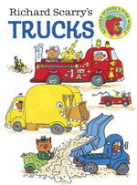 Richard Scarry's Trucks - Richard Scarry