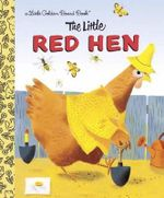 The Little Red Hen - Golden Books