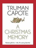 A Christmas Memory Book and CD - Truman Capote