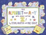 The Alphabet from A to y with Bonus Letter Z! - Steve Martin