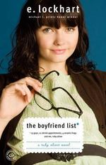 The Boyfriend List : Ruby Oliver Novels (Paperback) - E. Lockhart