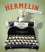 Hermelin the Detective Mouse - Mini Grey