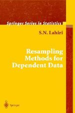 Resampling Methods for Dependent Data - S.K. Lahiri