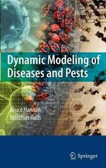 Dynamic Modeling of Diseases and Pests : Carbondale, 1979 - Bruce Hannon