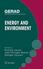 Energy and Environment :  Connection and System Operational Aspects