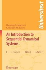 An Introduction to Sequential Dynamical Systems - Henning S. Mortveit