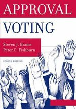 Approval Voting - Steven J. Brams