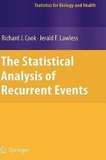 The Statistical Analysis of Recurrent Events - Richard J. Cook