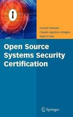 Open Source Systems Security Certification - Ernesto Damiani