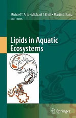 Lipids in Aquatic Ecosystems : The Collapse of Aquatic Ecosystems