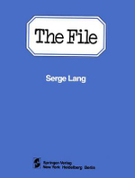 The File : Case Study in Correction (1977-1979)