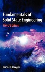 Fundamentals of Solid State Engineering - Manijeh Razeghi