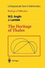 The Heritage of Thales - W. S. Anglin