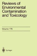 Reviews of Environmental Contamination and Toxicology / Volume 156 : Estimating Oral Reference Doses Product - Dr. George W. Ware