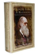 From So Simple a Beginning : Darwin's Four Great Books - Charles Darwin