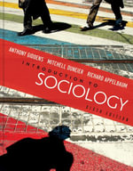 Introduction to Sociology 6e (Part 1) - Anthony Giddens