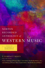 Norton Anthology of Western Music : v. 2 - Claude V. Palisca