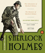 The New Annotated Sherlock Holmes : The Complete Short Stories: The Adventures of Sherlock Holmes and The Memoirs of Sherlock Holmes (Non-slipcased edi - Arthur Conan Doyle