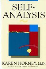 Self Analysis - Karen Horney