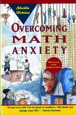 Overcoming Math Anxiety Rev & Exp (Paper Only) - S TOBIAS