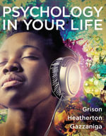 Psychology in Your Life - Sarah Grison