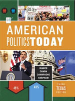 American Politics Today - David T Canon