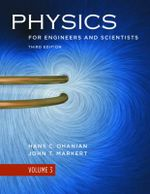 Physics for Engineers : Chapters 36-41 v. 3 - Hans C. Ohanian