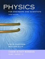 Physics : Student Workbook v. 1 - Hans C. Ohanian