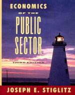 Economics of the Public Sector - Joseph E. Stiglitz