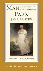 Mansfield Park : Norton Critical Edition - Jane Austen