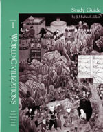 Study Guide: Volume 1 : For World Civilizations - J.Michael Allen