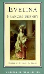 Evelina : Norton Critical Edition - Fanny Burney