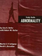 Abnormality : Study Guide - Lisa D. Butler