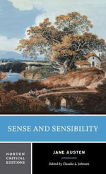 Sense and Sensibility : Authoritative Text Contexts Criticism - Jane Austen