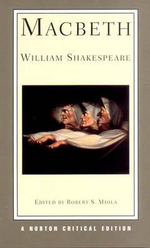 Macbeth Norton Critical Edition - William Shakespeare