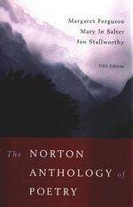 The Norton Anthology of Poetry : 5th Edition