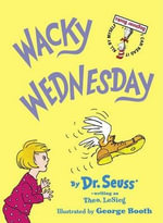 Wacky Wednesday : I Can Read It All by Myself Beginner Book Series - Dr Seuss