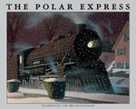 The Polar Express [With Cardboard Ornament] - Chris Van Allsburg